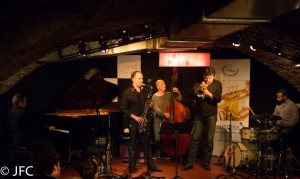 Fred Couderc & Christian – Hot Club de Lyon