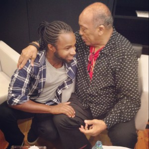 Quincy Jones & Zaza Desiderio – Jazz à Vienne